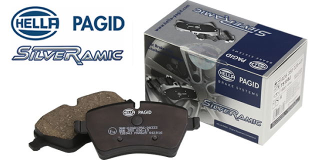 HELLA PAGID Brake SystemsのSILVERAMIC(シルベラミック)